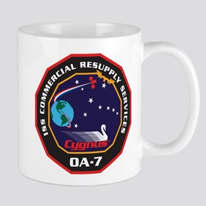 OA-7 Spacecraft Mug